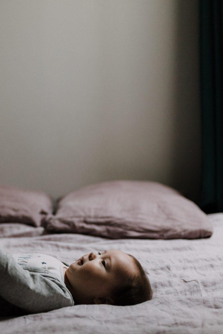 une séance bébé à Bordeaux