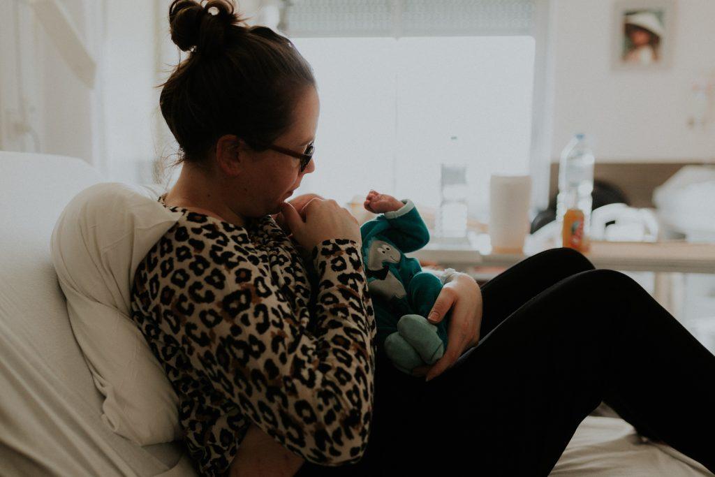Séance maman bébé